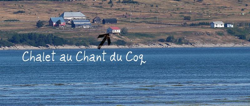Chalet à louer, Île Verte, Bas-Saint-Laurent
